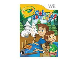 Crayola Adventures: Colorful World Wii Game
