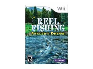Reel Fishing: Angler's Dream Wii Game