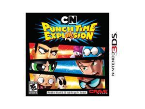 Cartoon Network: Punch Time Explosion Nintendo 3DS Game