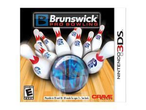 Brunswick Pro Bowling Nintendo 3DS Game