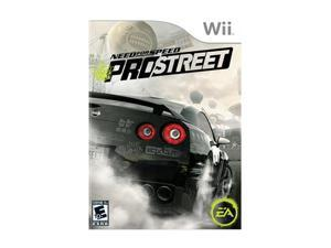 Need for Speed: Prostreet Wii Game