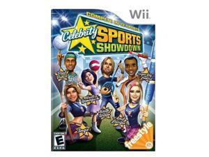 Celebrity Sports Showdown Wii Game