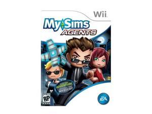 MySims Agents Wii Game EA
