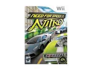 Need For Speed: Nitro Wii Game