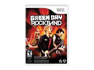 Green Day: Rock Band Wii Game