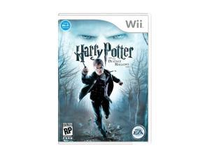 Harry Potter and the Deathly Hallows: Part 1 Wii Game