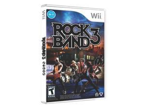 Rock Band 3 Wii Game