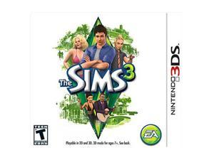 Sims 3 Nintendo 3DS Game