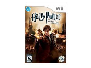Harry Potter and the Deathly Hallows Part 2 Wii Game EA