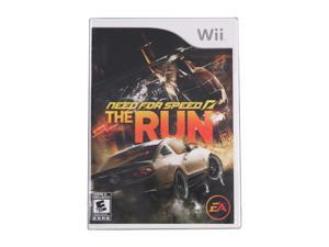 Need for Speed: The Run Wii Game