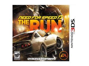 Need for Speed: The Run Nintendo 3DS Game