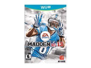 Madden NFL 13 Wii U Games
