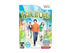 Walk It Out Wii Game