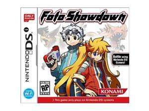 Foto Showdown Nintendo DS Game KONAMI