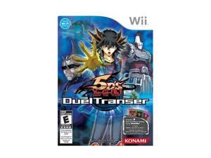 Yu Gi Oh 5D: Duel Transer Wii Game
