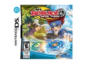 Beyblade: Metal Fusion Nintendo DS Game