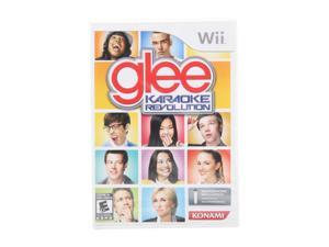 Karaoke Revolution Glee Wii Game