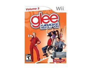 Karaoke Revolution Glee: Volume 3 Wii Game