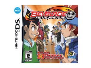Beyblade: Metal Master Nintendo DS Game