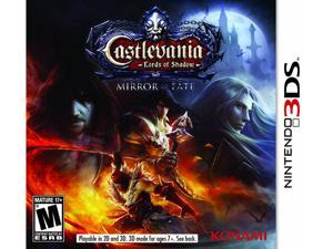Castlevania: Lords of Shadow - Mirror of Fate Nintendo 3DS Game KONAMI
