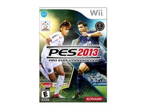 Pro Evolution Soccer 2013 Wii Game
