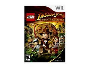 LEGO Indiana Jones Wii Game
