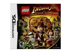 LEGO Indiana Jones Nintendo DS Game
