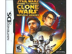 Star Wars: Clone Wars Republic Heroes Nintendo DS Game