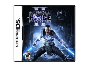 Star Wars: Force Unleashed 2 Nintendo DS Game LUCASARTS