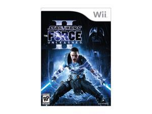 Star Wars Force Unleashed 2 Wii Game