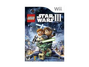 Lego Star Wars III: Clone Wars Wii Game
