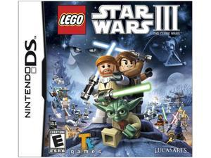 LEGO Star Wars III: The Clone Wars Nintendo DS Game LUCASARTS