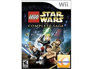 Pre-owned LEGO Star Wars: The Complete Saga Wii