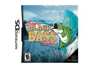 Super Black Bass Fishing Nintendo DS Game