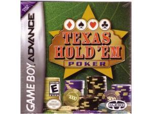 Texas Hold 'Em Poker GameBoy Advance Game MAJESCO
