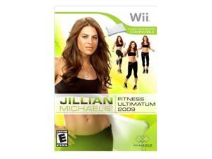 Jillian Michaels' Fitness Ultimatum 2009 Wii Game