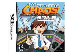Air Traffic Chaos Nintendo DS Game MAJESCO