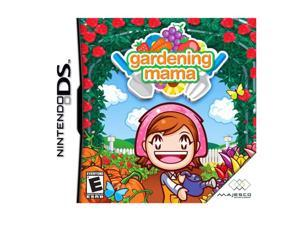 Gardening Mama Nintendo DS Game MAJESCO