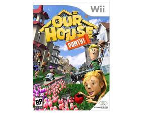 Our House: Party! Wii Game