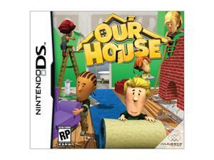 Our House Nintendo DS Game MAJESCO