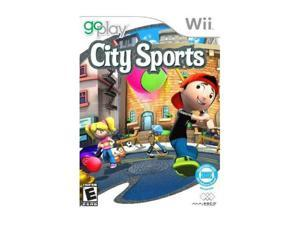Go Play City Sports Wii Game MAJESCO