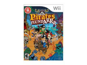 Pirates Plundarrr Wii Game MAJESCO