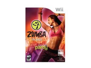 Zumba Fitness Wii Game MAJESCO