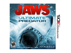 Jaws: Ultimate Predator Nintendo 3DS Game MAJESCO