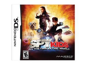 Spy Kids: All the Time in the World Nintendo DS Game MAJESCO
