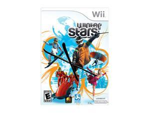 Winter Stars Wii Game MAJESCO