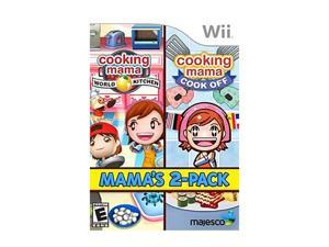 Cooking Mama 2 Pack Wii Game