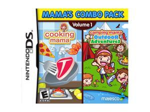 Mama's Combo Pack Volume 1 Nintendo DS Game