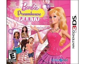 Barbie Dreamhouse Party Nintendo 3DS Game