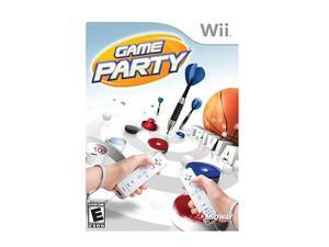 Game Party Wii Game